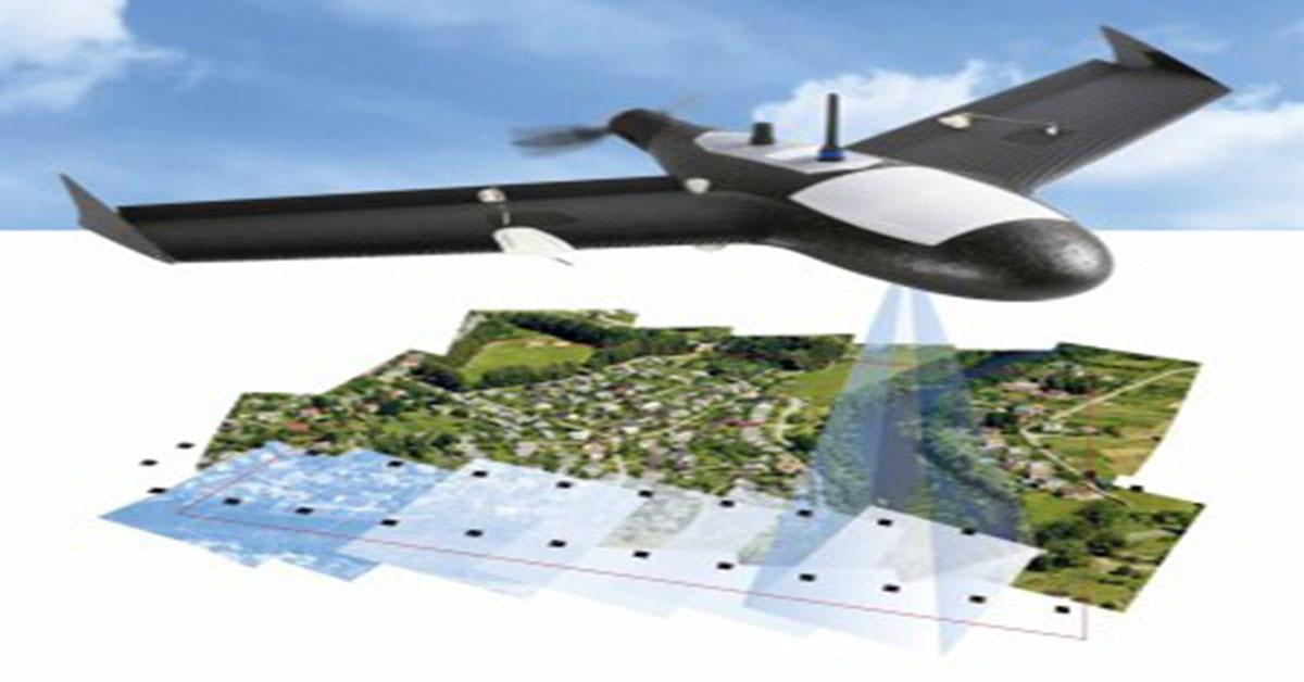 Sabit Kanatlı Ve Döner Kanatlı Drone ile Fotogrametri Haritalama Teknolojisi