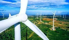 Rüzgar Türbinlerinin Muyanesi Dronlar