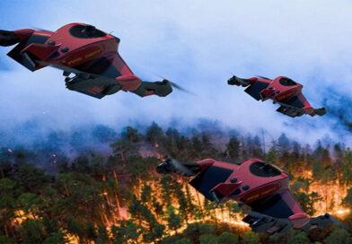 SoninHybrid Şirketi Tarafından Acil Yardım Dronu Yapıldı